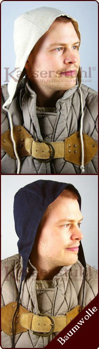 Mittelalter kopfbedeckungen männer Mittelalter Gewandung