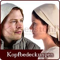 Männer mittelalter kopfbedeckungen Mittelalter Kopfbedeckung